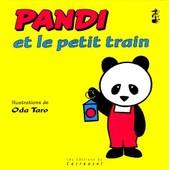 Pandi N� 1 - Pandi Et Le Petit Train de Oda Taro