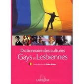 Dictionnaire Des Cultures Gays Et Lesbiennes de Didier Eribon