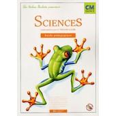 Sciences Exp�rimentales Et Technologie Cm Cycle 3 - Guide P�dagogique de Lucien David