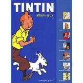 Album-Jeux Tintin - Tome 1 de Guy Harvey