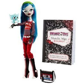 Poup�e Monster High Ghoulia Yelps