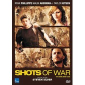 Shots Of War de Steven Silver