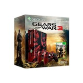 Xbox 360 320 Go Gears Of War 3 Edition Exclusive
