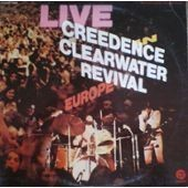 Creedence Clearwater Revival - Live In Europe - K7 Audio