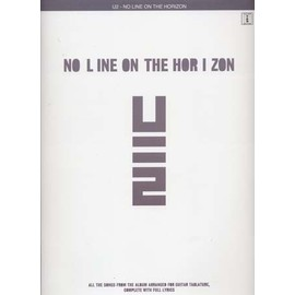 u2 - no line on the horizon - guitar tab