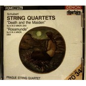 String Quartets - Prague String Quartet