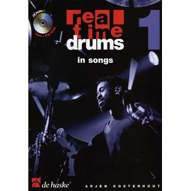 Arjen Oosterhout - Real Time Drums - In Songs / 10 titres live !