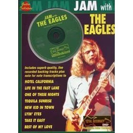 EAGLES JAM WITH CD TAB