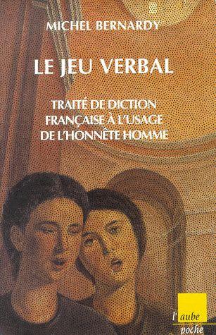 Le Jeu verbal