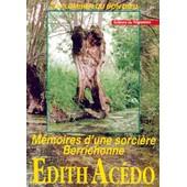 Le Plombier Du Bon Dieu - M�moires D'une Sorci�re Berrichonne de Edith Acedo
