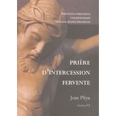 Pri�re D'intercession Fervente - Livret N�3 de Jean Pliya