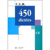 450 Dict�es Ce de Janine Leclec'h-Lucas