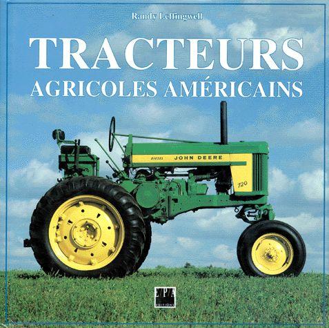 TRACTEURS AGRICOLES AMERICAINS