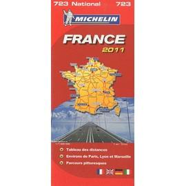 Michelin Atlas Frankreich A3