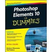 Photoshop Elements 10 For Dummies de Barbara Obermeier