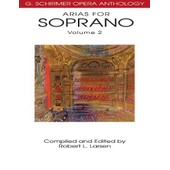 Arias For Soprano, Volume 2 de Robert L. Larsen