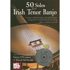 50 Solos For Irish Tenor Banjo