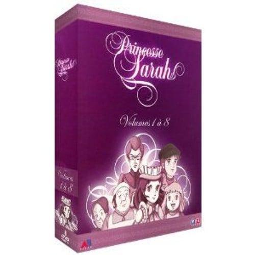 PRINCESSE SARAH  (COFFRET DE 8 DVD)
