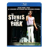 The Stones In The Park - Blu-Ray de Leslie Woodhead