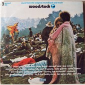 Woodstock 3lp / Original France Biem 1969 - Woodstock 1