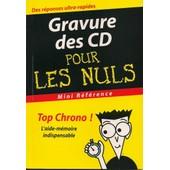 Gravure Des Cd Pour Les Nuls de Mark L Chambers