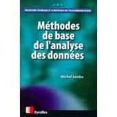 Methodes De Base De L'analyse Des Donnees - Avec Cd-Rom de Michel Jambu