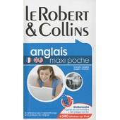 Le Robert & Collins Maxi Poche Anglais - Fran�ais-Anglais, Anglais-Fran�ais de Le Robert