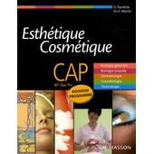 Esth�tique Cosm�tique Cap, Bp/Bac Pro de G�rard Peyrefitte
