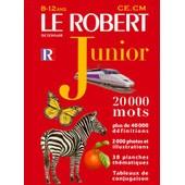 Le Robert Junior Illustre Ce-Cm Cycle 3. Nouvelle �dition Enti�rement Revue Et Enrichie, 2000 de Collectif
