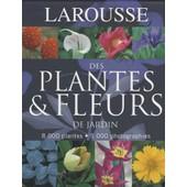 Plantes Et Fleurs De Jardin de Christopher Brickell