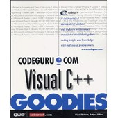 Visual C++ Goodies - With Cd-Rom de Niguel Quinnin
