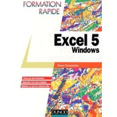Excel 5 Windows de Anne Caracache