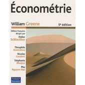 Econom�trie - (1c�d�rom) de William Greene
