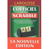 L'officiel Du Scrabble de Yvon Duval