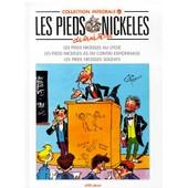 Les Pieds Nickel�s Tome 31 - Les Pieds Nickel�s - Collection Int�grale de Montaubert