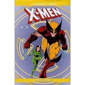 X-Men L'int�grale - 1983 de Paul Smith