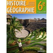 Histoire G�ographie 6e - Programmes 2009 de Rachid Azzouz