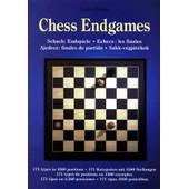 Chess Endgames de Laszlo Polgar