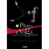 Coffret Power Yoga Et Pilates - Pack