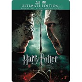 Harry Potter Et Les Reliques De La Mort - 2�me Partie - Ultimate Edition Bo�tier Steelbook - Combo Blu-Ray+ Dvd de David Yates