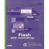 Flash Site Workshop - With Cd-Rom de Ken Milburn