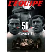 50 Ans De Formule 1 de L'equipe