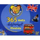 365 Mots Dr�lement Illustr�s 1e Ann�e D'anglais de Playbac