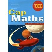 Cap Maths Manuel Ce2 - Avec Le Dico-Maths de Roland Charnay