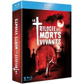 Trilogie Des Morts Vivants - Pack - Blu-Ray de George A. Romero