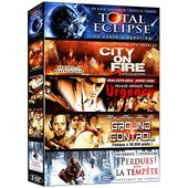 Catastrophe - Coffret 5 Films N� 2 : Total Eclipse + City On Fire + Urgency + Ground Control + Perdues Dans La Temp�te - Pack