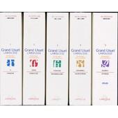Grand Usuel Larousse Coffret 5 Volumes de Collectif