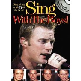 SING WITH THE BOYS CD
