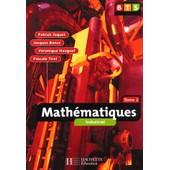 Math�matiques Bts Industriel - Tome 2 de Jacques Bance