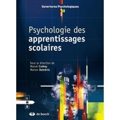 Psychologie Des Apprentissages Scolaires de Marcel Crahay